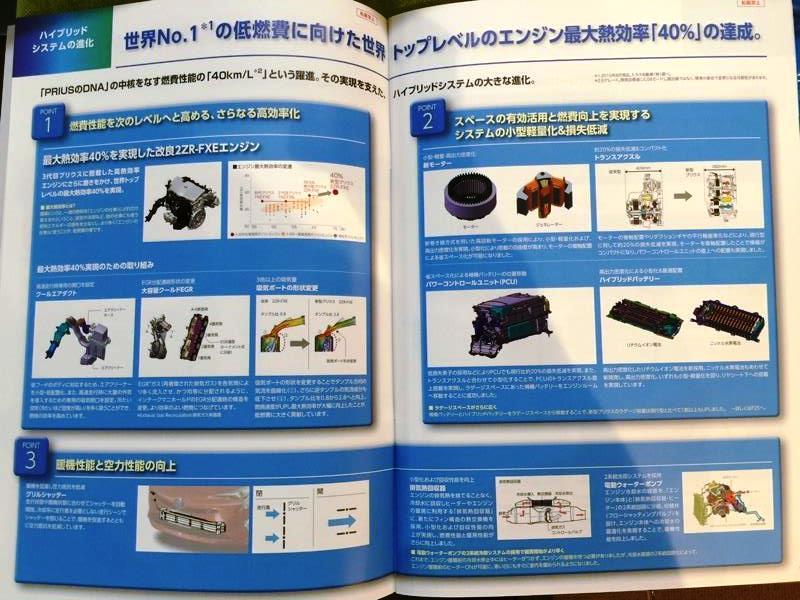 新型プリウス スタッフマニュアル11 HVシステム