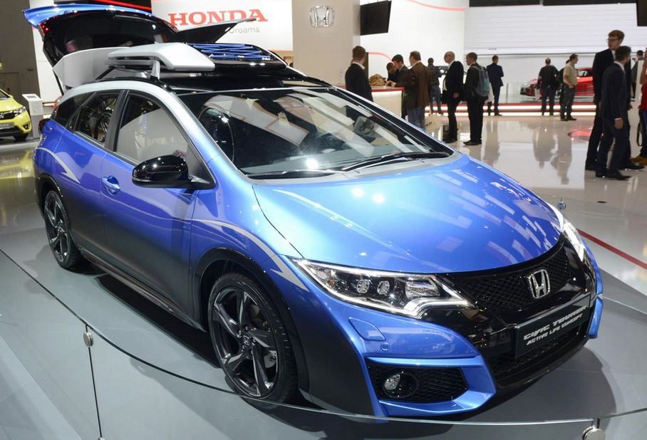 HONDA CIVIC TOURER ACTIVE LIFE CONCEPT 2015 12