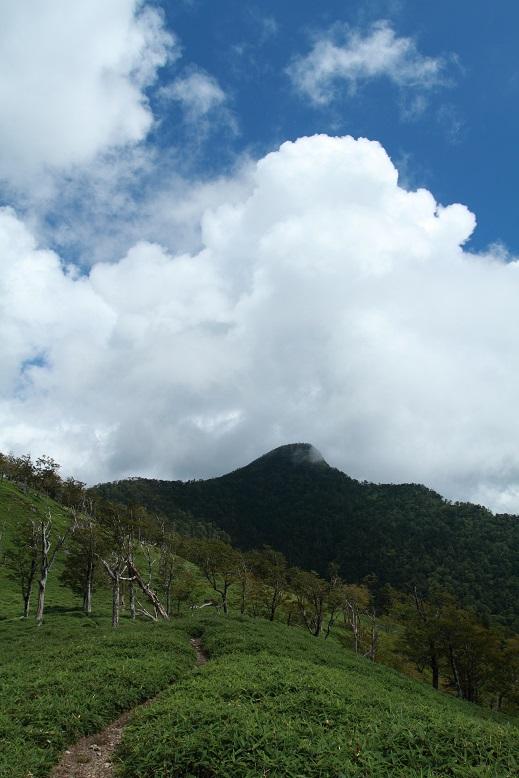 釈迦ヶ岳、10