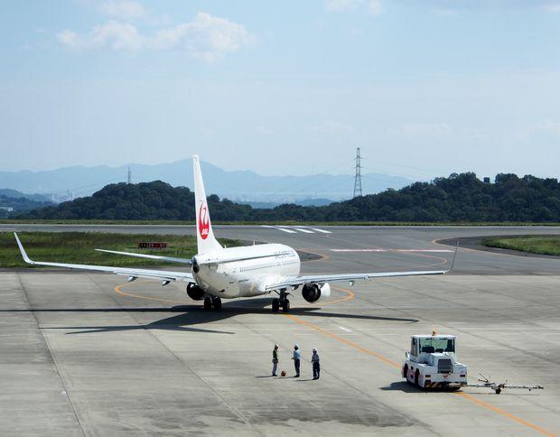 岡山空港①
