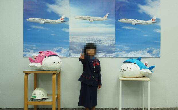 岡山空港③