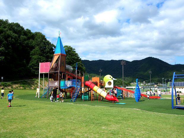 矢掛町総合運動公園①