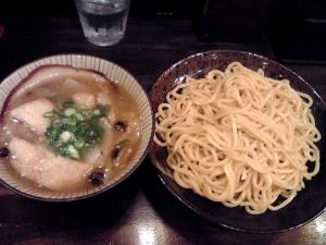 綿麺 フライデーナイト Part97 (15/10/9) 塩つけ麺