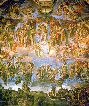 300px-Michelangelo_-_Fresco_of_the_Last_Judgement.jpg