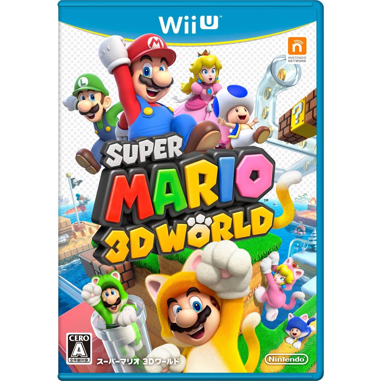 スーパーマリオ3Dワールド