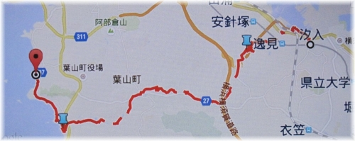 151012G 004tracks汐入>葉山52