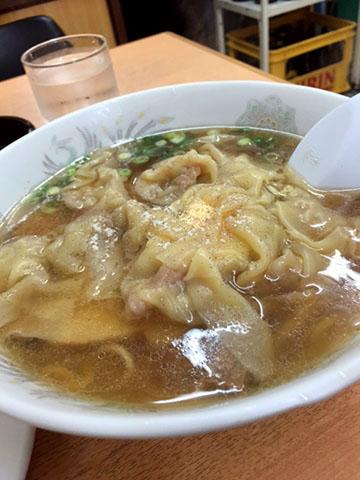 0913ワンタン麺