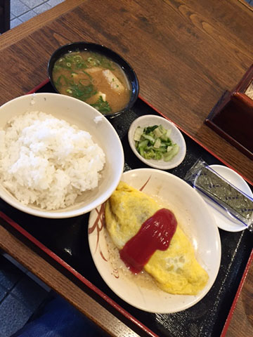 1007定食