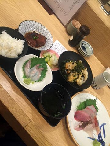 1012定食