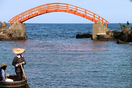 矢島、経島