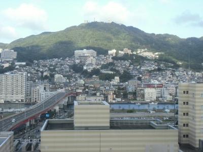 ホテルからの風景 (5)
