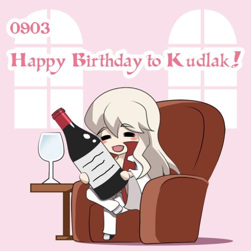 kudlak birthday 2015