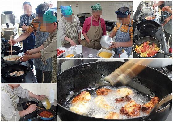 150523料理教室