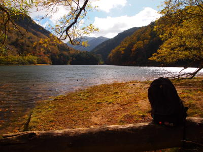 刈込湖 秋2
