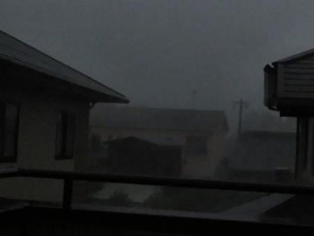 台風 027