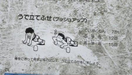 テントウムシ・水輪・運動公園 221