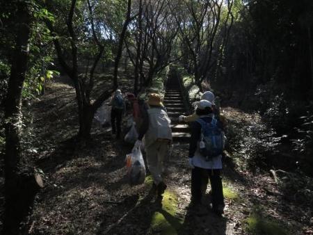 清水山清掃 047