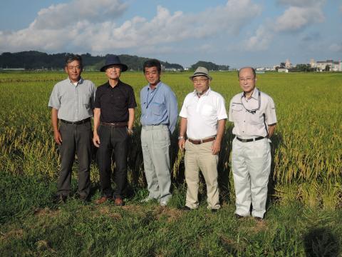 神谷米プロジェクトチーム