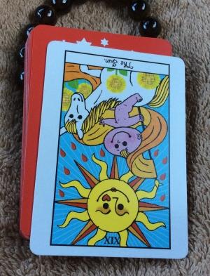 太陽 リバース