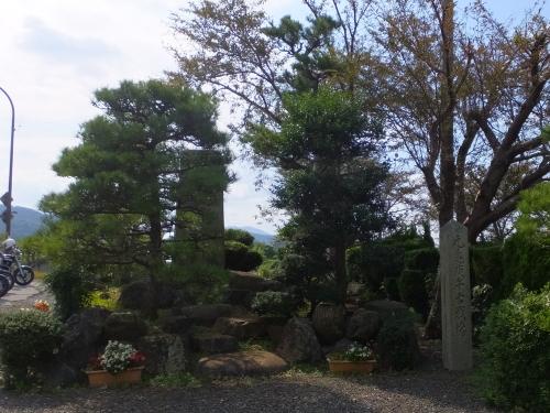 歴史を巡るツーリング 姉川古戦場・小谷城跡