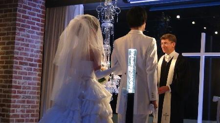 甥っ子の結婚式IN横浜