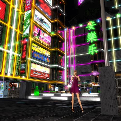 Secondlife New Tokyo