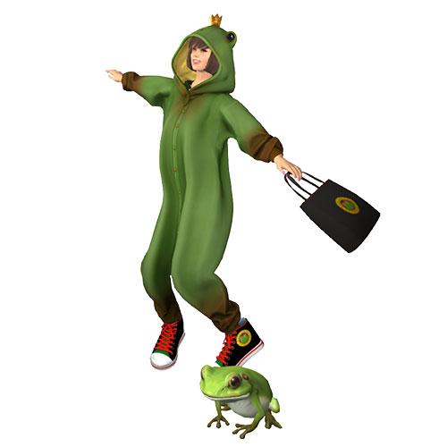 Secondlife Frog Goods