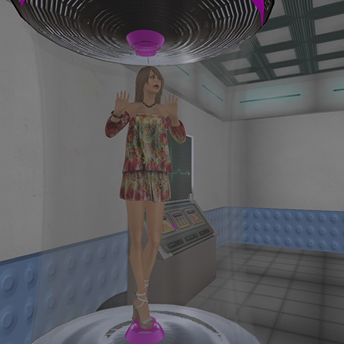 Secondlife 放浪 Penney's Transformation Laboratory of Resarch & Development