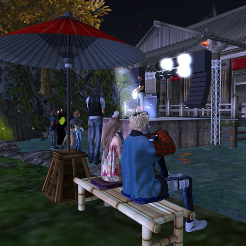 Secondlife Live ShuHax