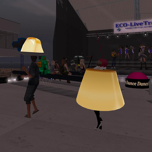 Secondlife Live LiZ