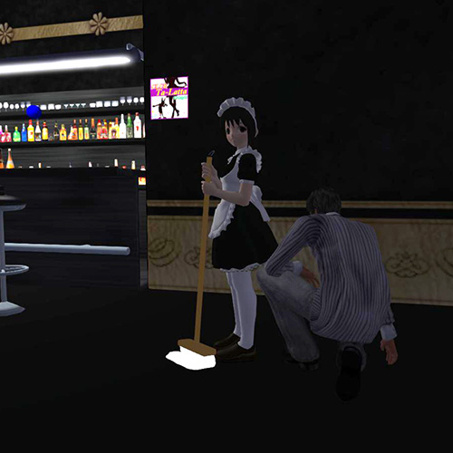 Secondlife event