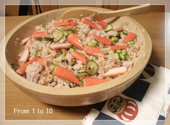 きゅうり寿司②