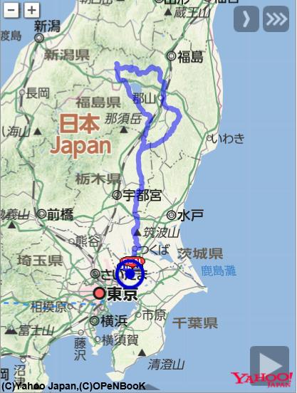 BRM919喜多方コース図