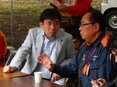 20150927中央林間西防災訓練01