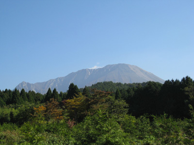 大山の秋 9