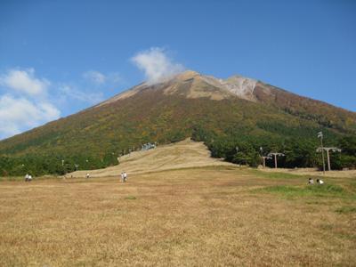 大山の秋 13
