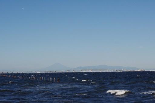 10-6アクアライン&富士山