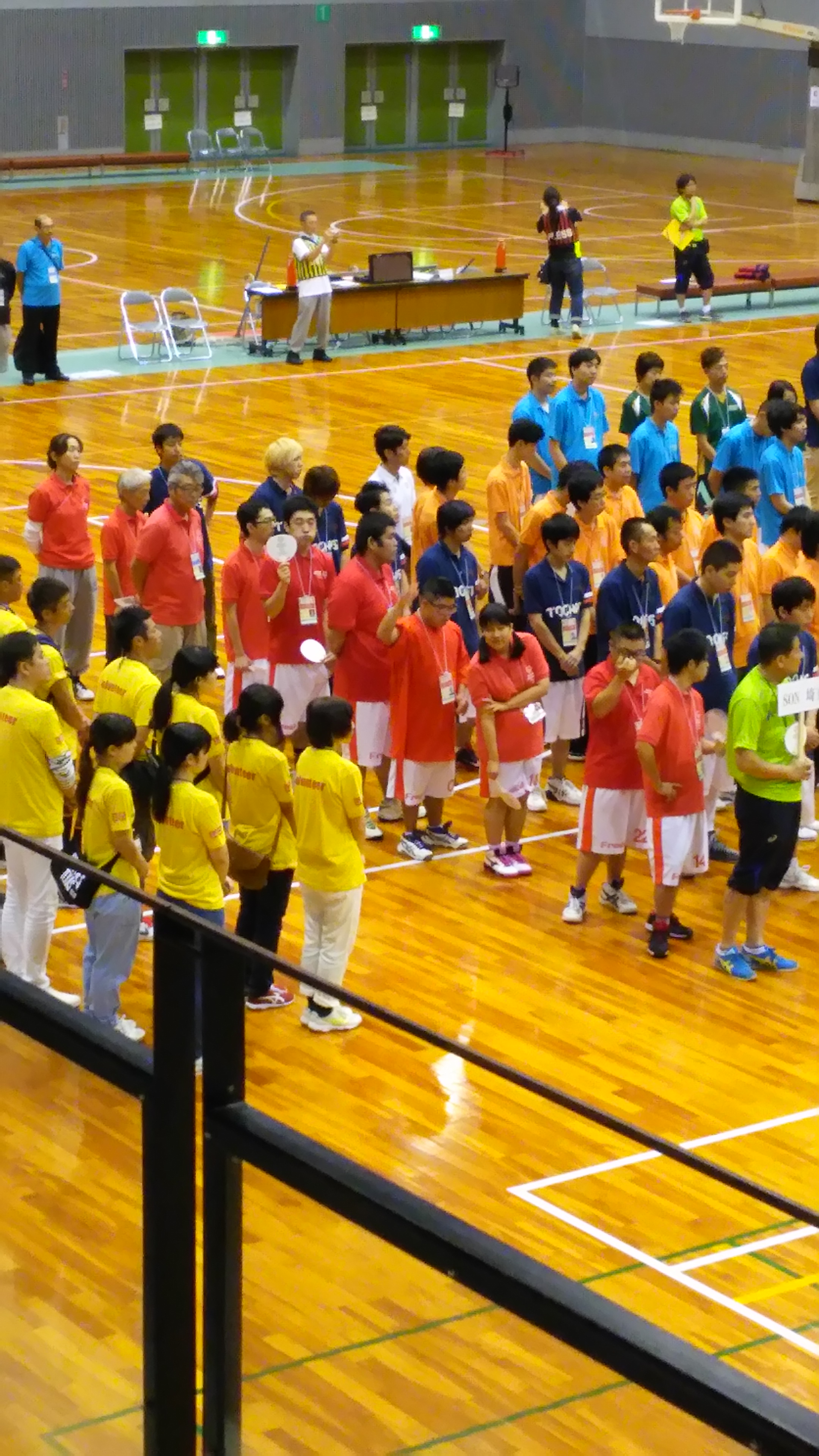 SON 2015第2回バスケ全国大会in広島2日目⑧