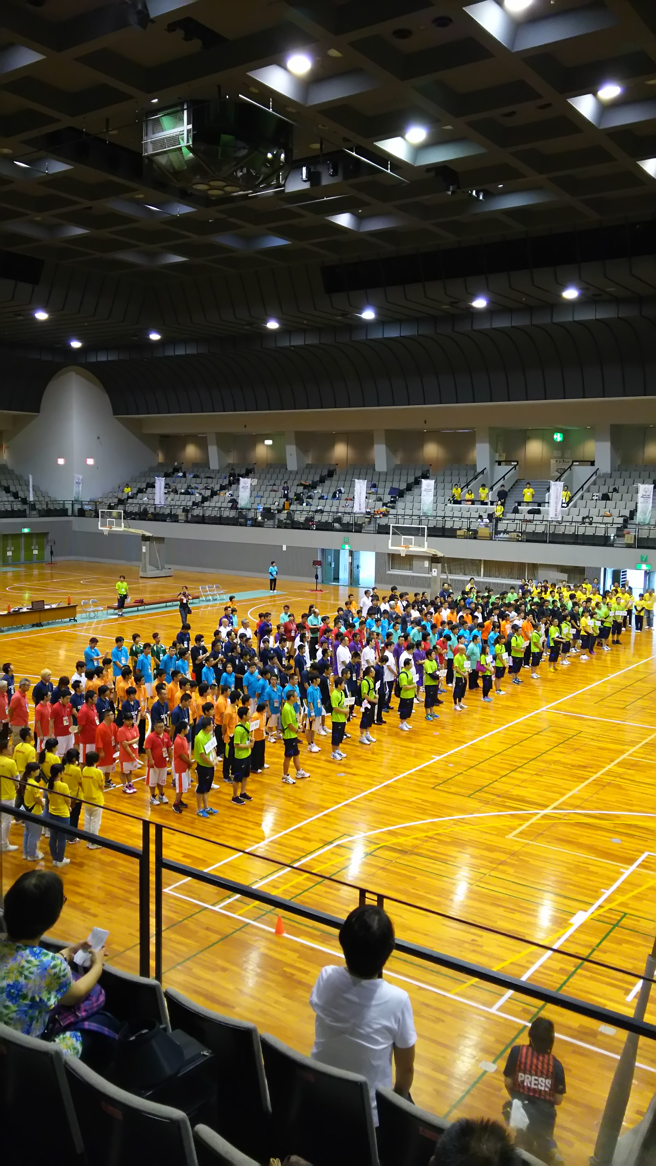 SON 2015第2回バスケ全国大会in広島2日目⑦
