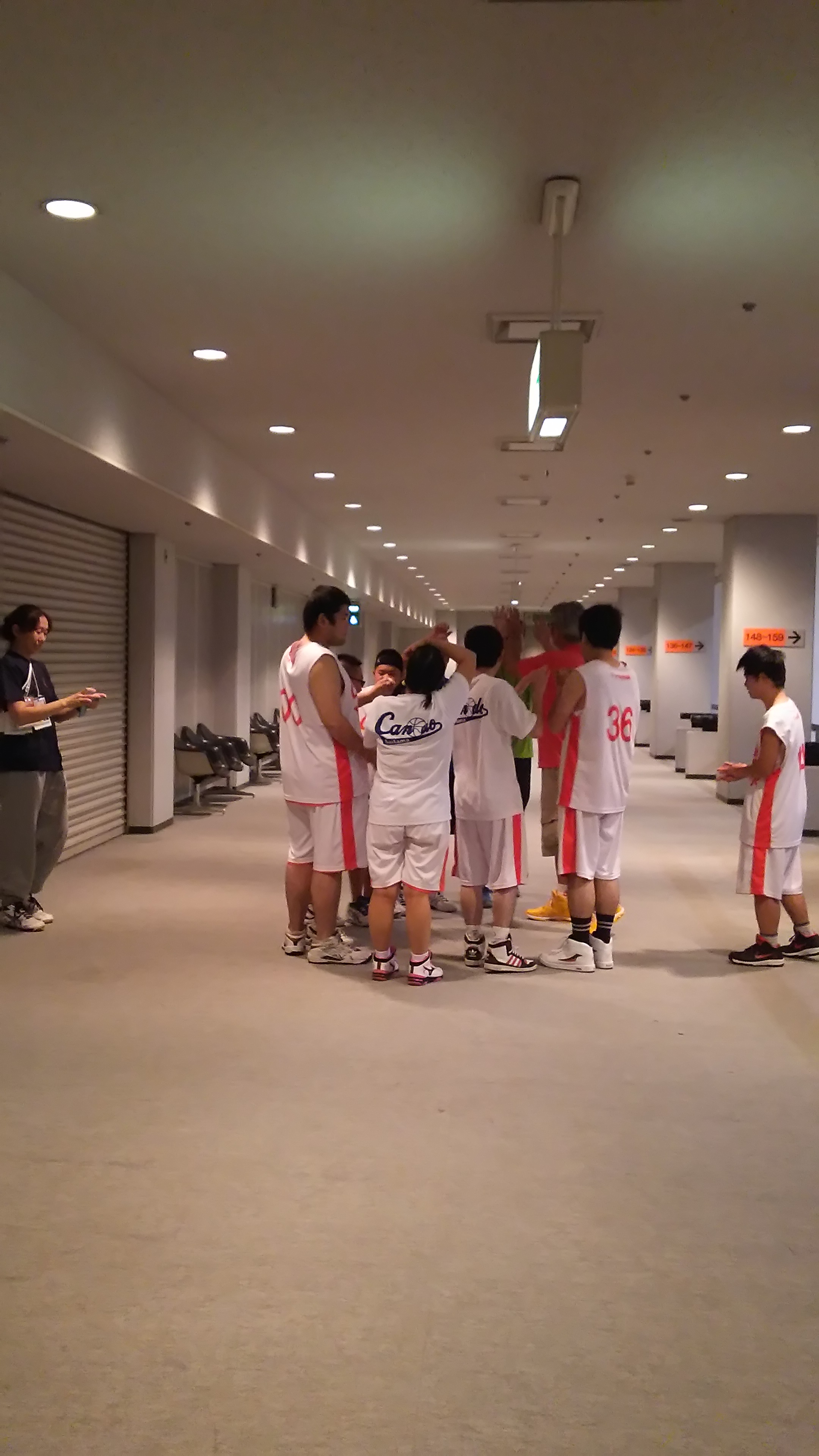 SON 2015第2回バスケ全国大会in広島2日目⑫
