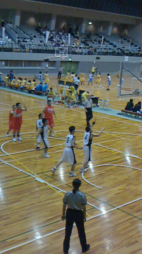 SON 2015第2回バスケ全国大会in広島2日目⑪