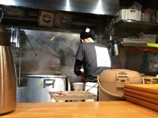 つけ麺 竹川 (5)