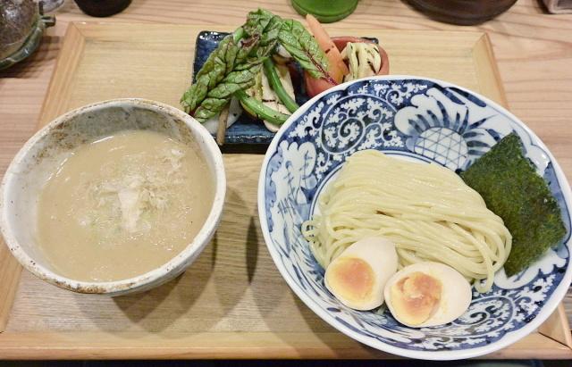 つけ麺 竹川 (10)