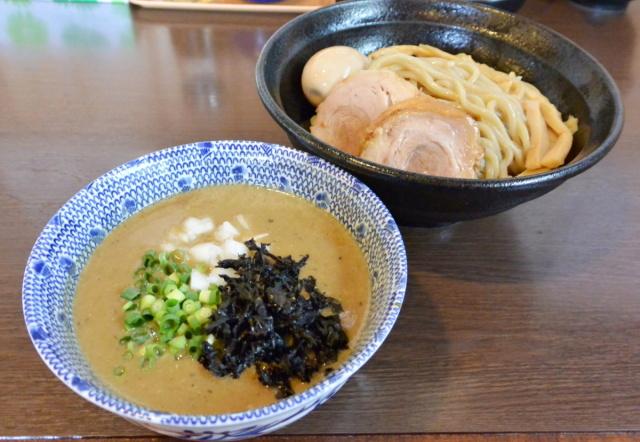 つけ麺 弥七 (7)