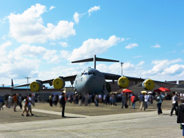 Friendship Festival@Yokota Air Base (20)