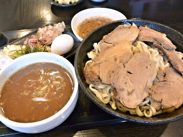 つけ麺 どでん (11)