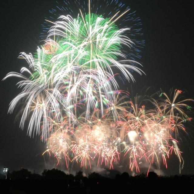 こうのす花火大会 2015 (13)