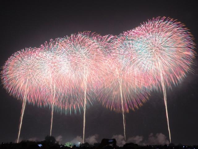 こうのす花火大会 2015 (16)