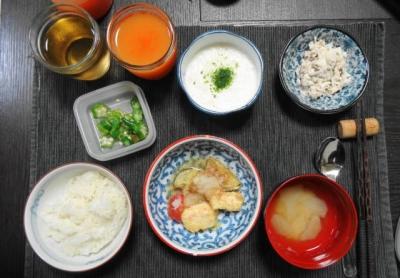 一汁三菜 和風ベジご飯