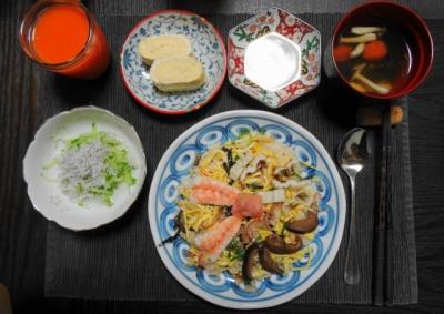 関西風ちらし寿司セット